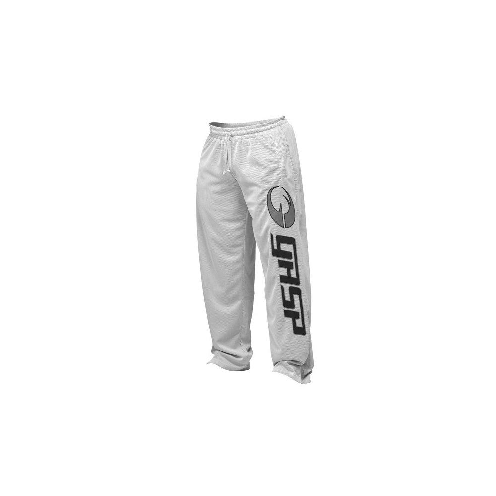 GASP Ultimate Mesh Pants Weiß