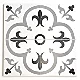 lovely design ideas for a concrete patio Valencia 16 inch x 16 inch Ceramic Floor Tile