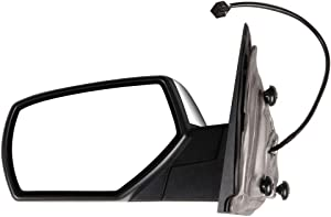 SCITOO Side View Mirror Driver Side Mirror Fit Compatible with 2014-2017 Chevrolet Silverado 1500 2014-2017 GMC Sierra 1500 22820378 Power Adjustment Heating