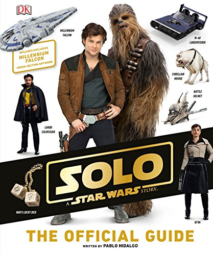 Solo: A Star Wars Story The Official Guide cover