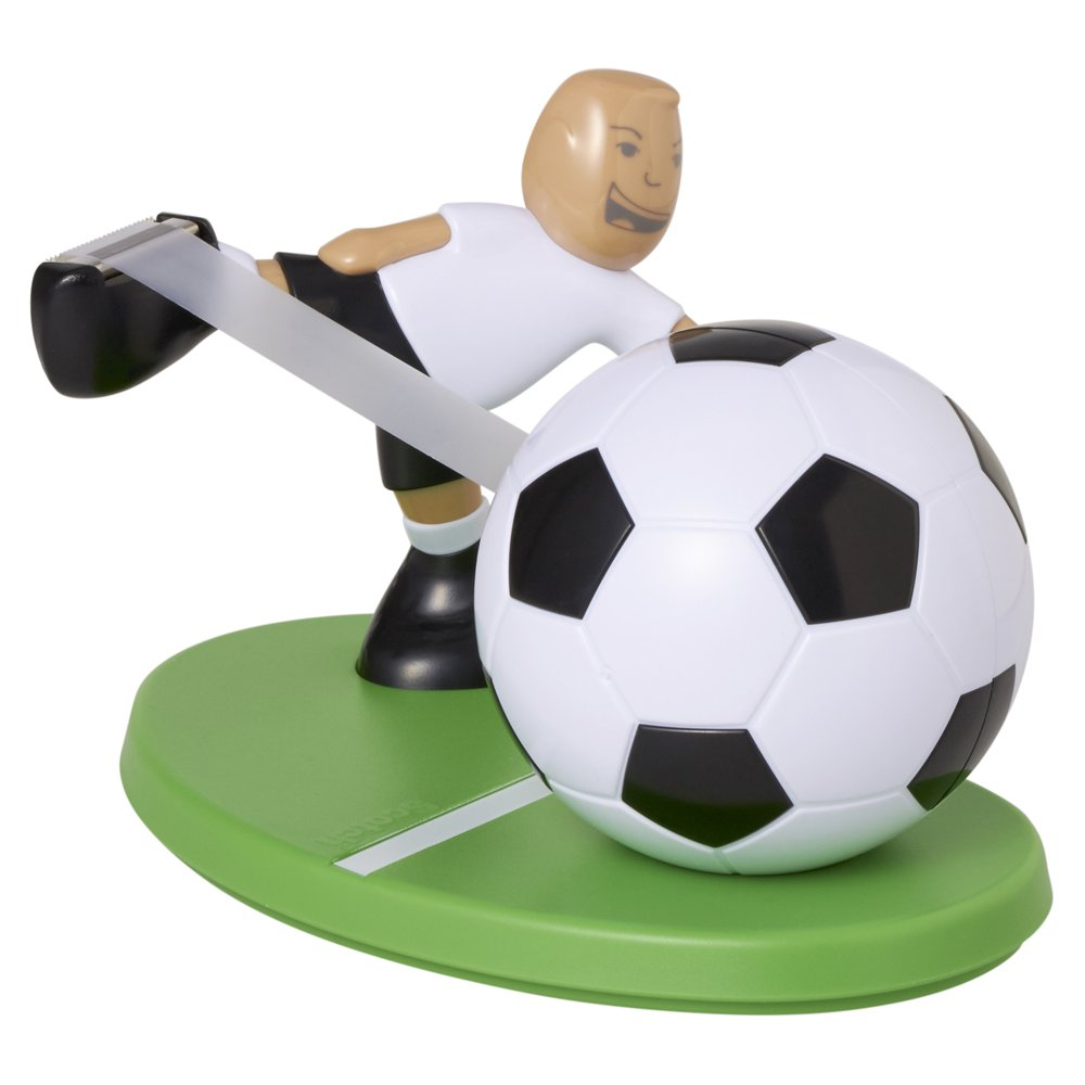 Scotch Magic Tape Dispenser Soccer (C35-Soccer) 3M Office Products