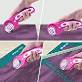 ETEPON Rotary Cutter Set, Fabric Cutter with