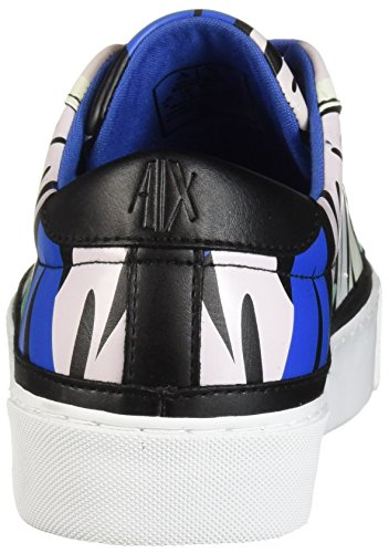Pattern Exchange Armani Cut Low Leaves Sneaker A 9450898P475 X Womens HE8x8f
