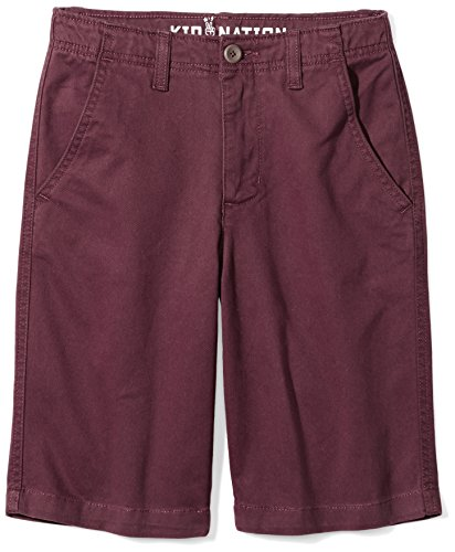 Kid Nation Boys Easy Fit Chino Short