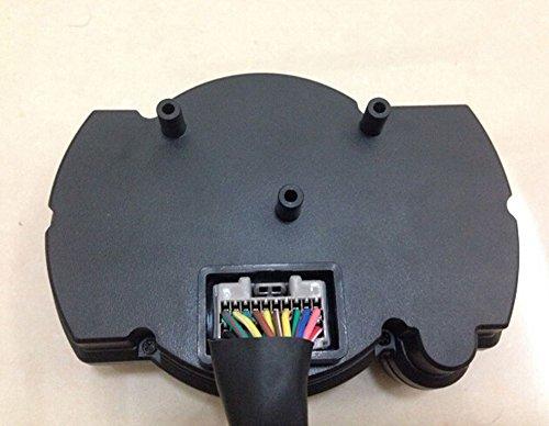 Samdo 299 Kmh Mph Universal 7 Color Digital 14000RPM ATV Quad Frenzy Motorcycle Speedometer