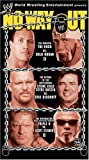 WWE No Way Out 2003 [VHS]