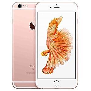 Apple iPhone 6S, GSM Unlocked, 16GB - Rose Gold (Refurbished)