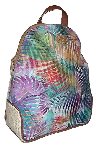 cappelli-womens-tropical-woven-straw-fabric-backpack-floral-multi