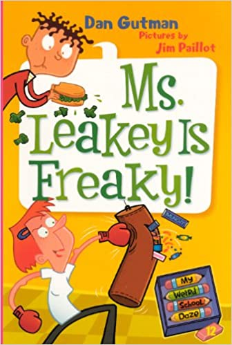 Téléchargement de livres gratuits pour kindleMs. Leakey Is Freaky! (Turtleback School & Library Binding Edition) (My Weird School Daze) (Littérature Française) PDF