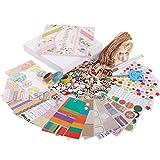 FaCraft Scrapbook Supplies Kit for Scrapbooking (Accessories)