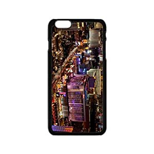 linJUN FENGCity Night Hight Quality Case for Iphone 6
