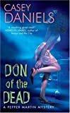 Don of the Dead, Casey Daniels, 0060821469