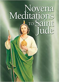 jude novena saint meditations amazon