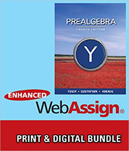 Bundle prealgebra 4th webassign printed access card for tussy bundle prealgebra 4th webassign printed access card for tussygustafsonkoenigs prealgebra 4th edition single term 4th edition fandeluxe Image collections