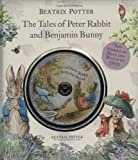 img - for Beatrix Potter's The Tales of Peter Rabbit and Benjamin Bunny book anddvd book / textbook / text book