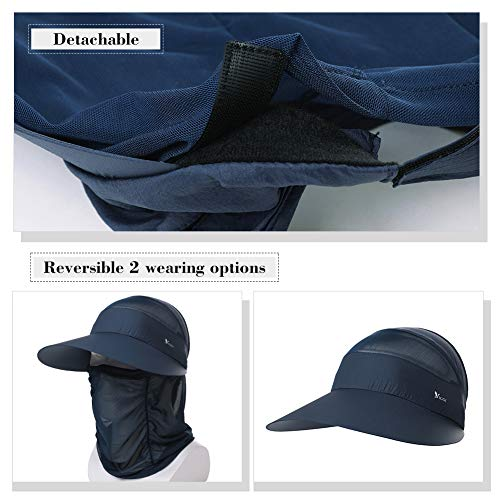 Comhats Fishing Bucket Hat for Women Foldable Packable Ladies Hunting Wide Brim
