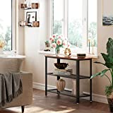 VASAGLE Industrial Console Table, Hallway Table