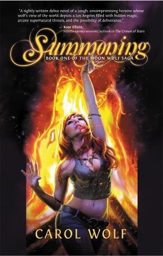 Download Summoning (Book One of the Moon Wolf Saga) pdf