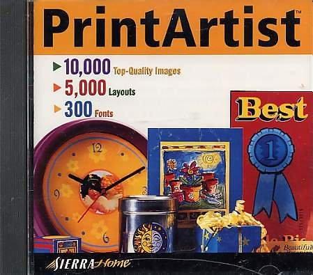 Print Artist 12