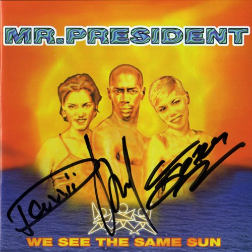 Mr. President - We See The Same Sun (1996) [FLAC] Download