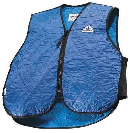 Vest Cooling Pro - Cooling Vest, M, Blue, Nylon