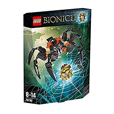 Lego Bionicle Lord of Skull Spiders 70790: Toys & Games