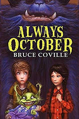 book cover of Always October