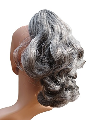 Desertcart Ae Vanessa Grey Designer Hairpieces Buy