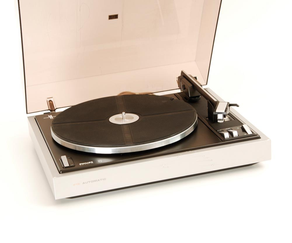 Philips 418 Tocadiscos: Amazon.es: Electrónica