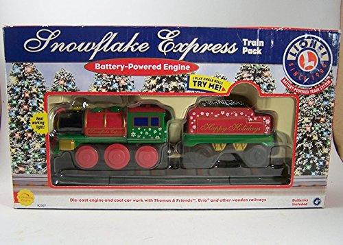 - Snowflake Express Train Pack