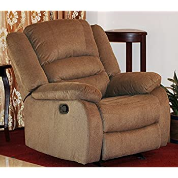 Amazon Com Us Pride Furniture Contemporary Fabric Rocking