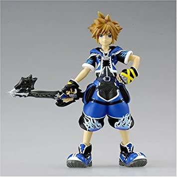 Amazon.com: Japanese Disney Magical Collection Sora figure Kingdom ...