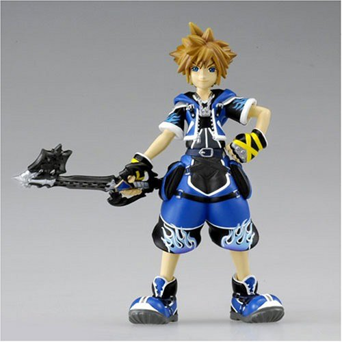 Japanese Disney Magical Collection Sora figure Kingdom Hearts II (Wisdom Form)