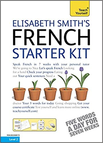 Book Elisabeth Smith's French Starter Kit (Teach Yourself)
