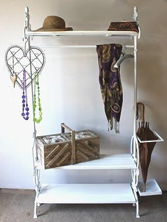 vintage style clothes rail rheumri