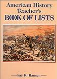 American History Teacher's Book Lists, Fay R. Hansen, 0130819271