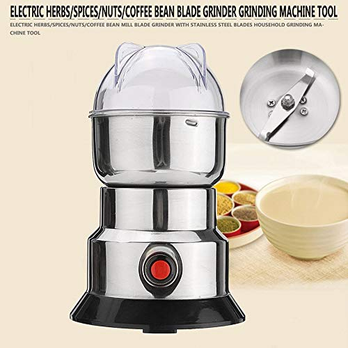 fghdf Hierbas eléctricos/Especias/Frutos Secos/Machine Tool Grano ...