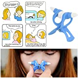 Magic Nose Shaper Clip, 3 Pcs Nose Up Lifting