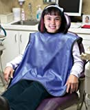 Regular Lead X-Ray Dental-Guard, Feather Drape, 0.250mm Pb, Child Size