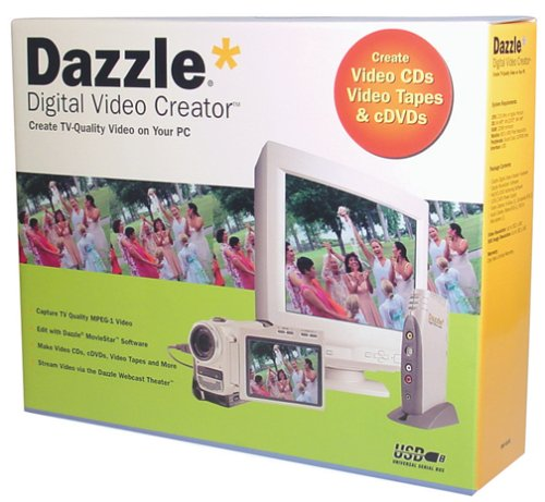 Dazzle Multimedia DM4100 Digital Video Creator by Dazzle Multimedia
