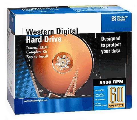 Western Digital WD600ABRTL 60 GB 5400 RPM Hard Drive (Wd Ext Hdd)