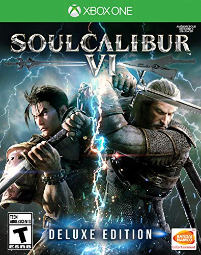Used, SOULCALIBUR VI: Xbox One Deluxe Edition for sale  Delivered anywhere in USA