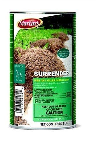Surrender Fire Ant Killer 1 lb Can
