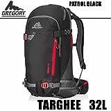 GREGORY(グレゴリー) GREGORY グレゴリー バッグ TARGHEE 32 MED パトロールブラック ターギー 32L スキー・スノーボードキャリー (バックパック・リュックサック) PATROL-BLACK