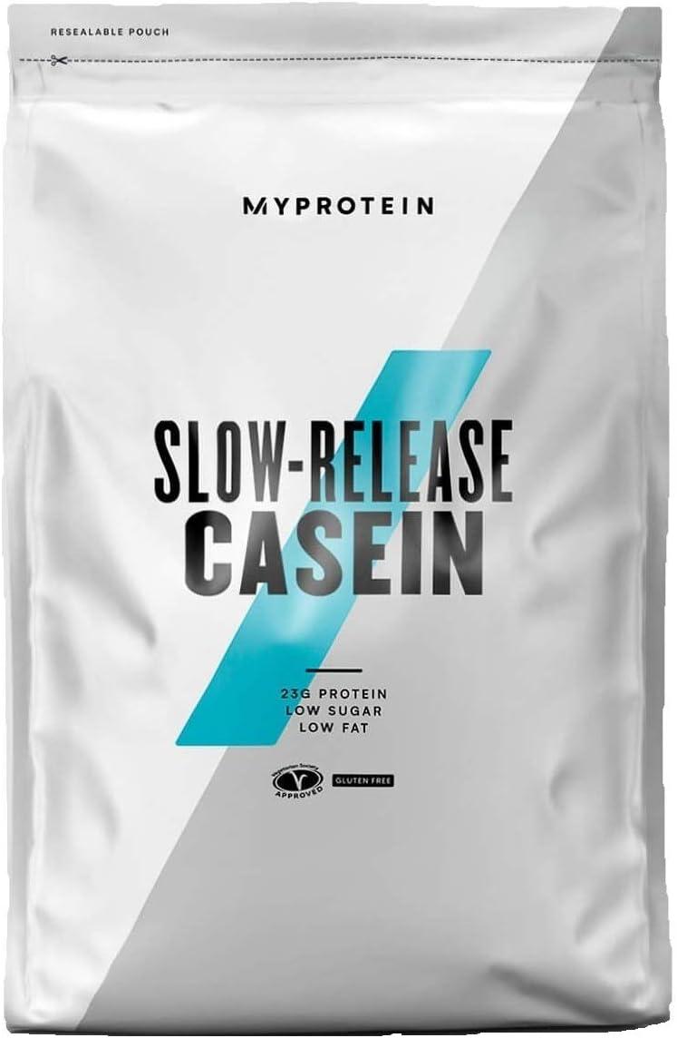 Myprotein Slow-Release Casein - Unflavored 1000 g