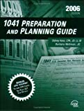 1041 Preparation and Planning Guide, Kess, Sidney and Weltman, Barbara, 0808014005