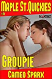 Book Cover for Groupie: Maple Street Quickie (Maple Street Quickies Book 21)