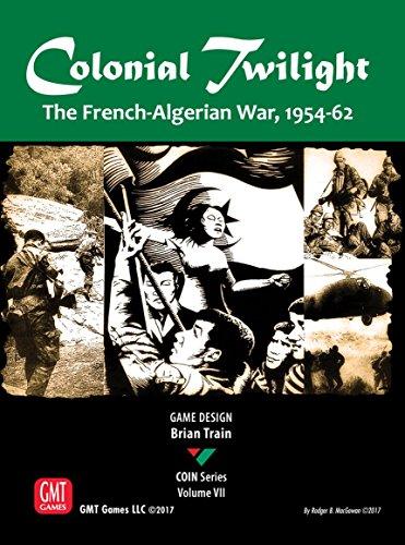 Colonial Twilight: The French-Algerian War, 1954-62