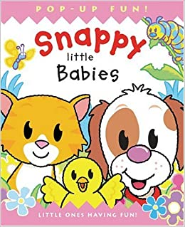 Book Snappy Little Babies (Snappy Little Pop-Ups)