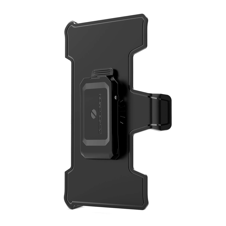 Belt Clip Holster for ZeroLemon Galaxy Note 10 Plus 10000mAh ZeroShock Battery Case (Battery Case is NOT Included)